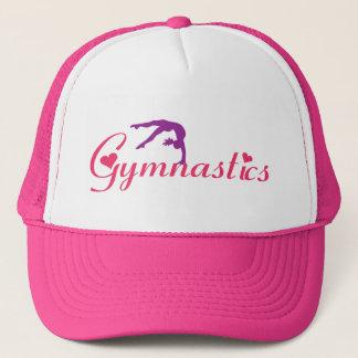 Pink Gymnastics Hat
