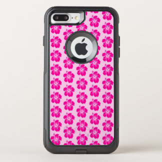 Pink Hawiian iPhone 7 Plus Otterbox Case