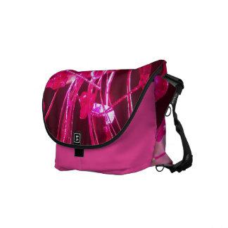Pink Haze Messenger Bags