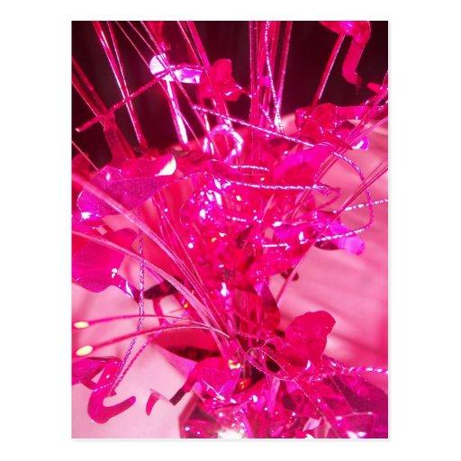 Pink Haze Post Card