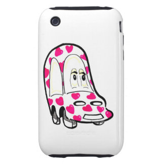 Pink Heart Car iPhone 3G/3GS Case Mate Tough Tough iPhone 3 Covers
