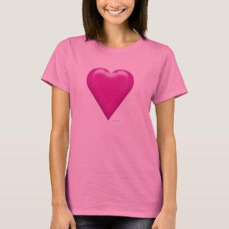Pink Heart Long Sleeve Shirt