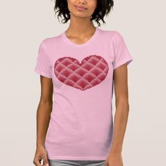 Pink Heart Women s Tank