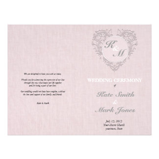 Pink HeartyChic Personalized Flyer