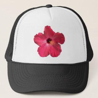 Pink Hibiscus Flower 201711e Trucker Hat