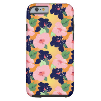 Pink Hibiscus iPhone6 Case
