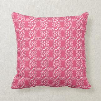 Pink High Heels Pillow