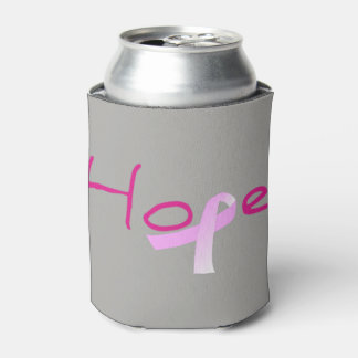 Pink Hope Breast Cancer Awareness Can Cooler
