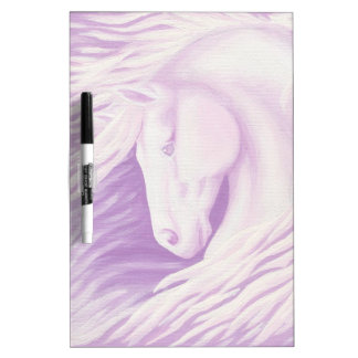 Pink Horse Collection Dry-Erase Whiteboard