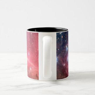 Pink Horsehead Nebula 11 oz Two-Tone Mug