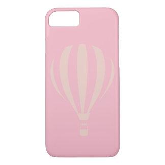 Pink Hot Air Balloon iPhone 7 Case