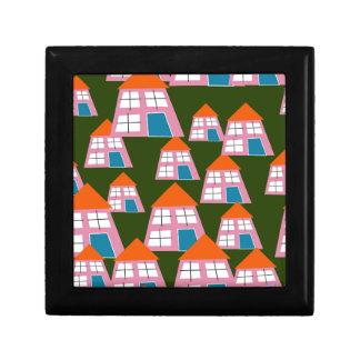 Pink Houses Gift Box