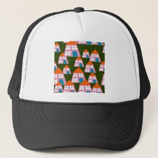 Pink Houses Trucker Hat
