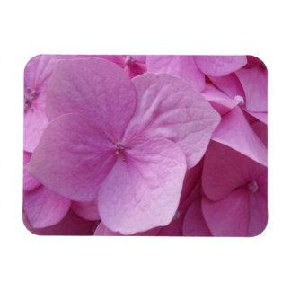 """Pink Hydrangea Flower 3""""x4"""" Magnet"""