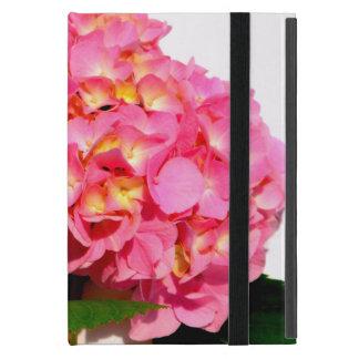 Pink Hydrangea iPad Mini Case