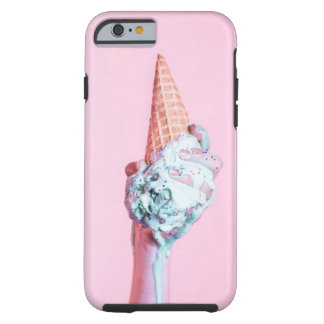 pink ice cream iphone 6/6s case