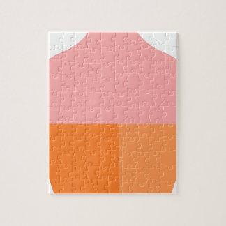 Pink Ice Cream Jigsaw Puzzle