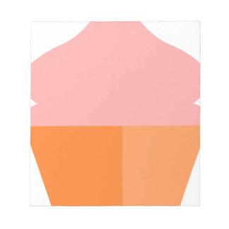 Pink Ice Cream Notepad