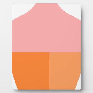 Pink Ice Cream Plaque