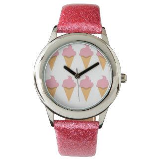 Pink Ice Creams Watch