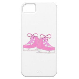 Pink Ice Skates iPhone 5 Cover