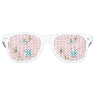 Pink Iconic Atomic Starbursts Sunglasses
