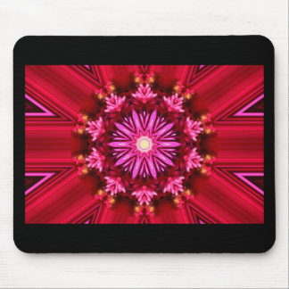 Pink Image Mouse Pad