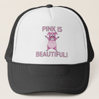 Pink is Beautiful! Trucker Hat