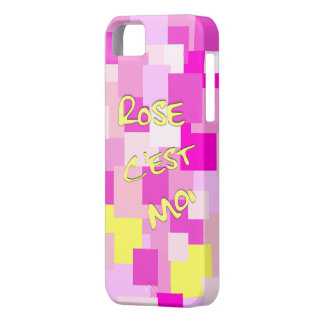 Pink is Me iPhone 5 Case