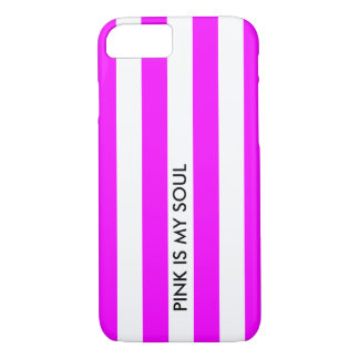 PINK IS MY SOUL iPhone 8/7 CASE