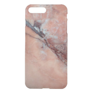 Pink Italian Marble With Flaw iPhone 8 Plus/7 Plus Case