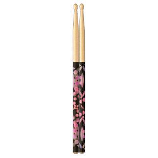 Pink Jazz Drumsticks