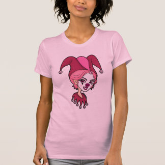 Pink Jester Shirt
