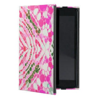 Pink Kitty Paws Zebra Abstract Covers For iPad Mini