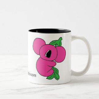 Pink Koala mug