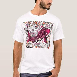 pink koi T-Shirt