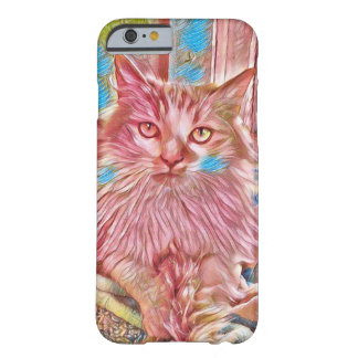 Pink Lady Barely There iPhone 6 Case