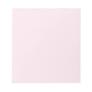Pink Lady Collection Notepad