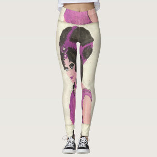 Pink Lady Leggings