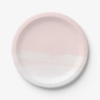 Pink Lady - Paper Plate 7 Inch Paper Plate