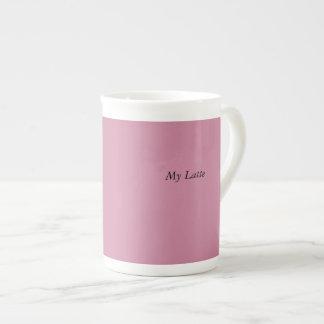 Pink Latte Mug