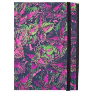 """Pink Leaf Camo iPad Pro 12.9"""" Case"""