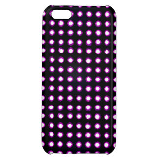 pink Led light iPhone 5C Covers