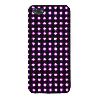 pink Led light Case For The iPhone 5