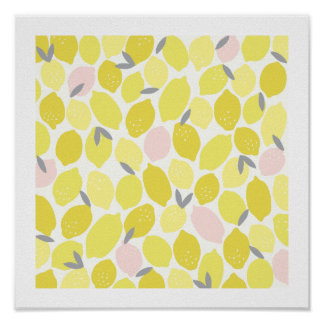 Pink Lemonade by Origami Prints 12x12 Art Print
