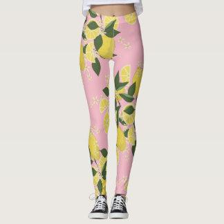Pink Lemonade Leggings