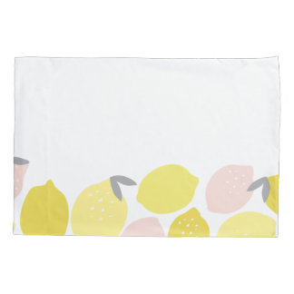 Pink Lemonade Pillowcase