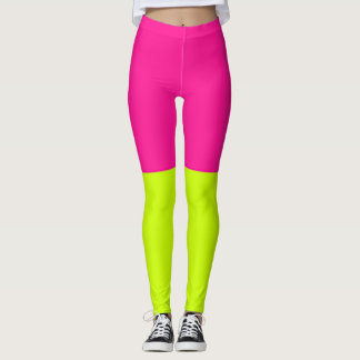 pink lemonades leggings
