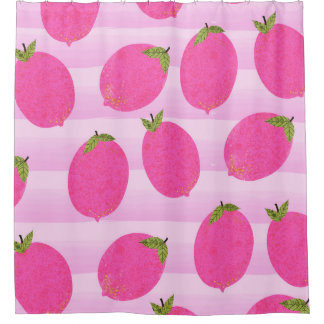 Pink Lemons Lemonade Summer Fruit Bright Fun