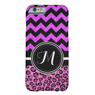 Pink Leopard Animal Print Personalized Case